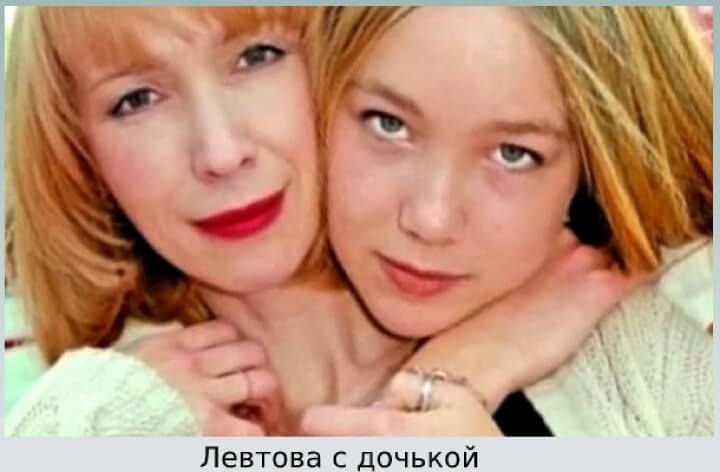 С дочерью Дарьей