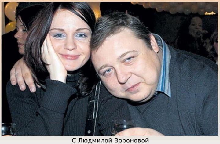 Людмила Воронова