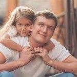 Анатолий Руденко с дочкой