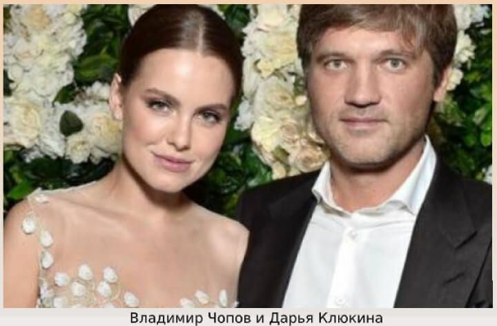Чопов и Клюкина