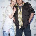 Егор Зайцев с дочкой