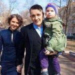 Семья Егора Бероева