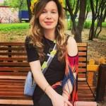 Актриса Виктория Болдырева