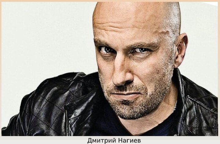 Актер Нагиев