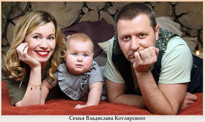 Семья Котлярского