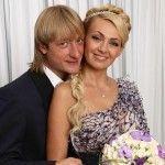 Свадьба Плющенко